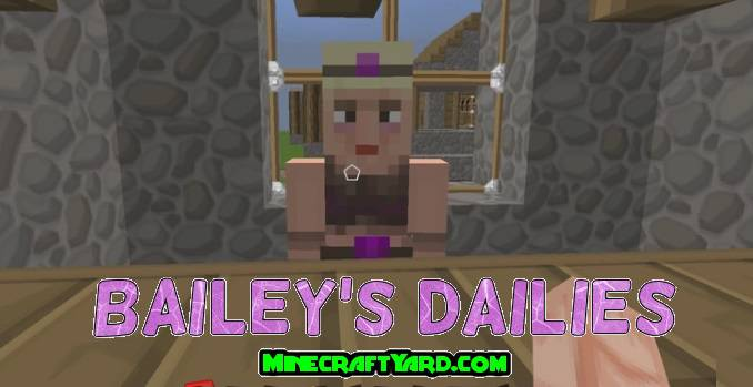 Bailey's Dailies Mod 1.16.5/1.15.2