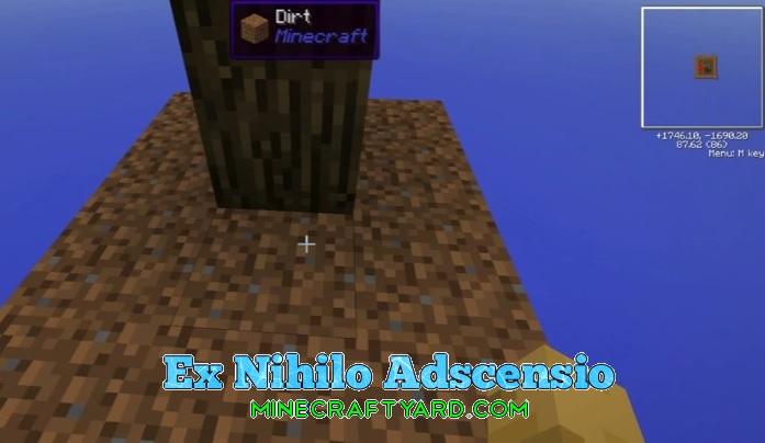 Ex Nihilo Adscensio 1.16.3/1.15.2