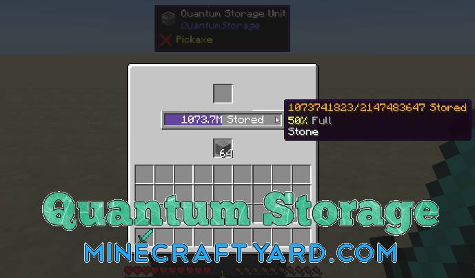 Quantum Storage 1.16.5/1.15.2