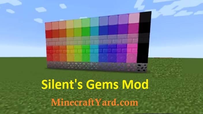 Silent's Gems Mod 1.16.5/1.15.2