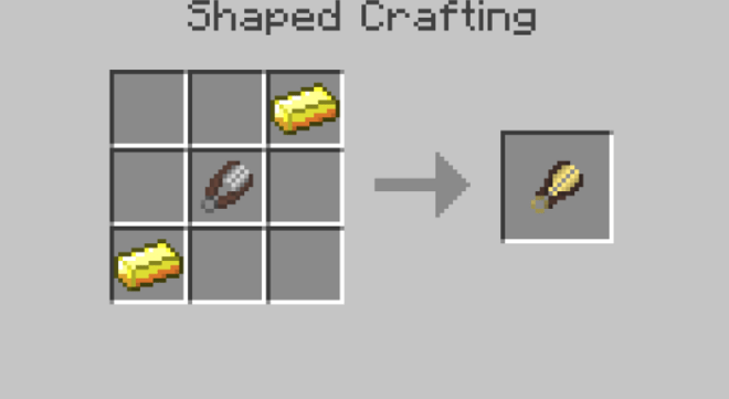 More Shearables Mod Recipe