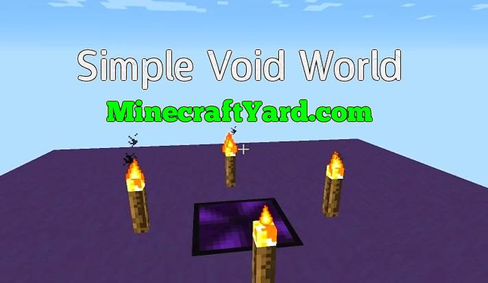 Simple Void World 1.14/1.13.2/1.12.2/1.11.2