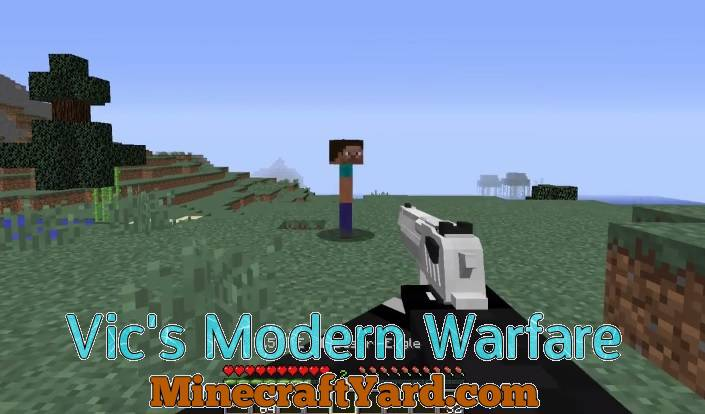 Vic's Modern Warfare 1.16.5/1.15.2