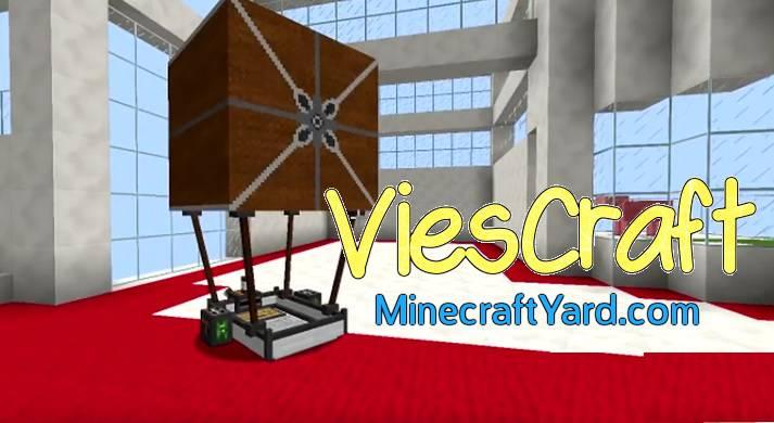 ViesCraft Mod 1.14/1.13.2/1.12.2/1.11.2