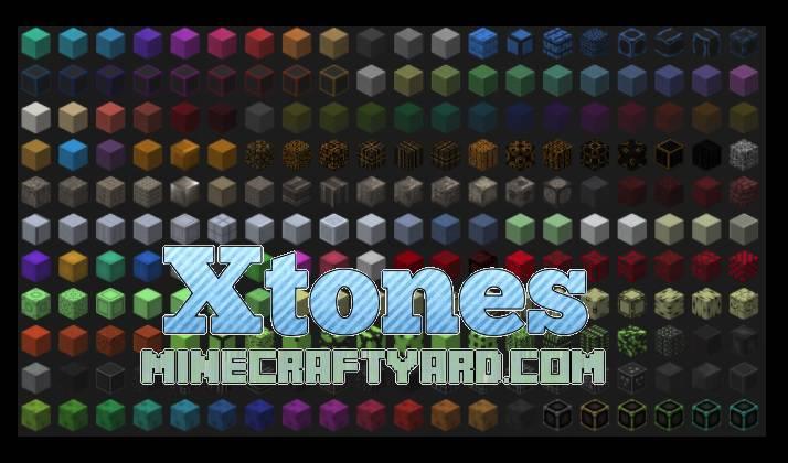 Xtones Mod 1.16.5/1.15.2