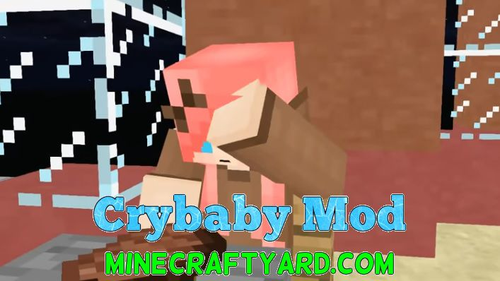 Crybaby Mod 1.16.3/1.15.2