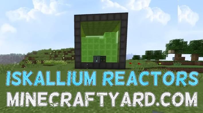 Iskallium Reactors 1.16.4/1.15.2