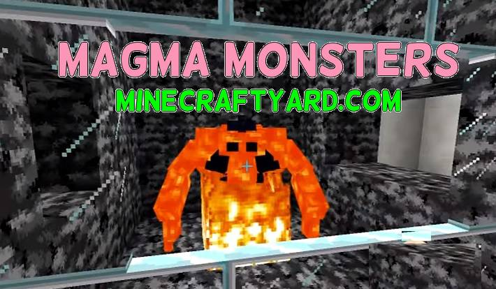 Magma Monsters 1.16.4/1.15.2