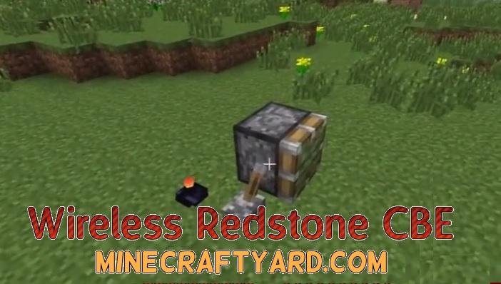 Wireless Redstone CBE 1.16.5/1.15.2