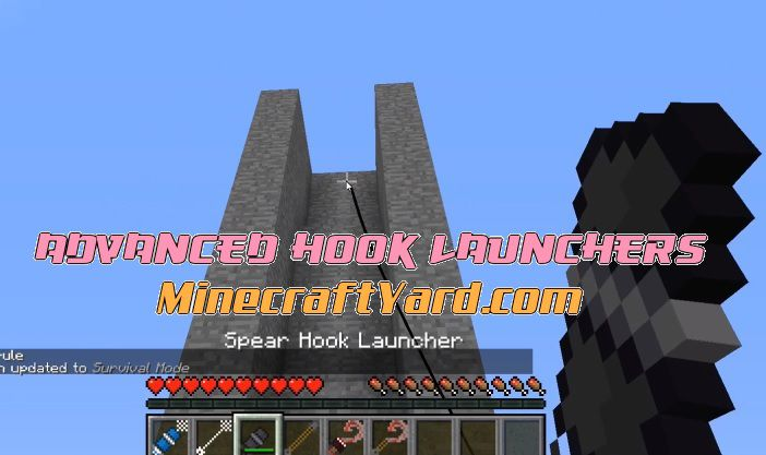 Advanced Hook Launchers 1.14.3/1.13.2/1.12.2/1.11.2