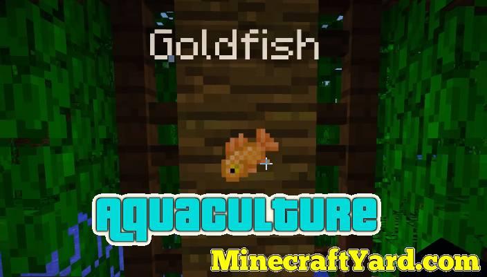 Aquaculture 2 Mod 1.16.1/1.15.2