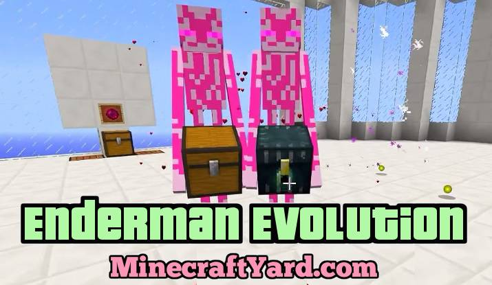 Enderman Evolution 1.14.3/1.13.2/1.12.2/1.11.2