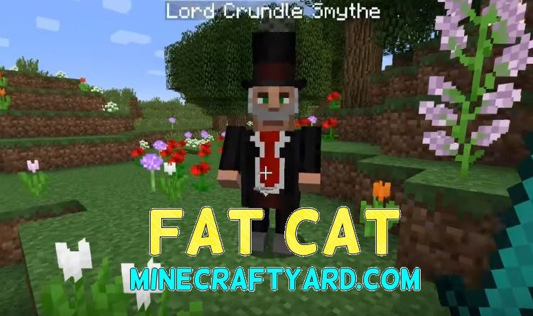 Fat Cat Mod 1.16.5/1.15.2