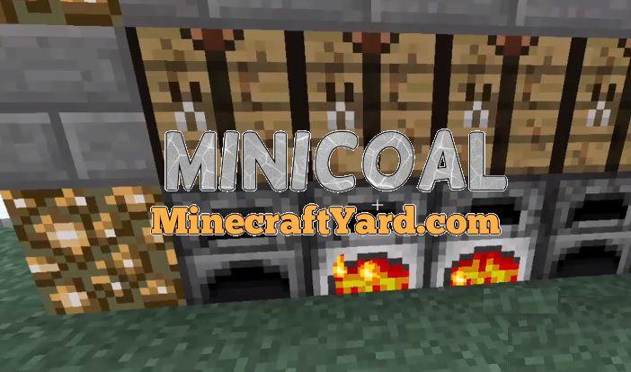 MiniCoal Mod 1.14.4/1.13.2/1.12.2/1.11.2