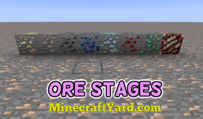 Ore Stages 1.14.3/1.13.2/1.12.2/1.11.2