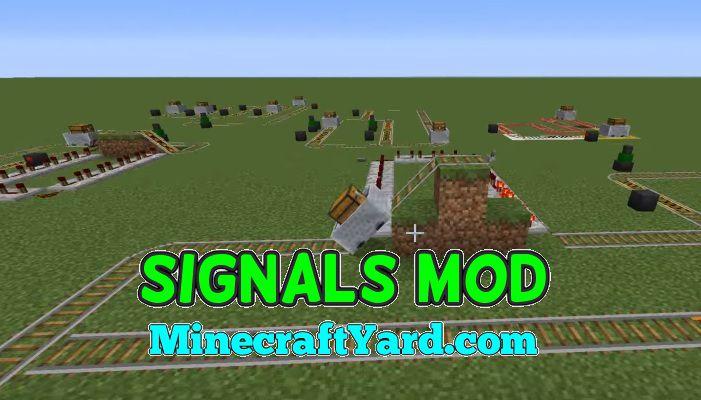 Signals Mod 1.16.5/1.15.2