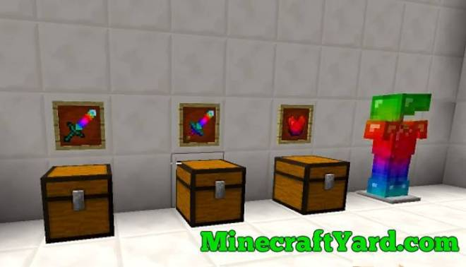 Spectrite Mod 1.7.10