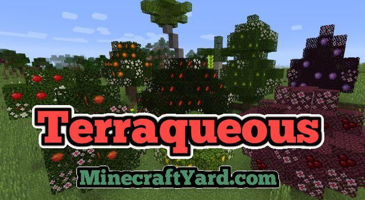 Terraqueous Mod 1.16.4/1.15.2