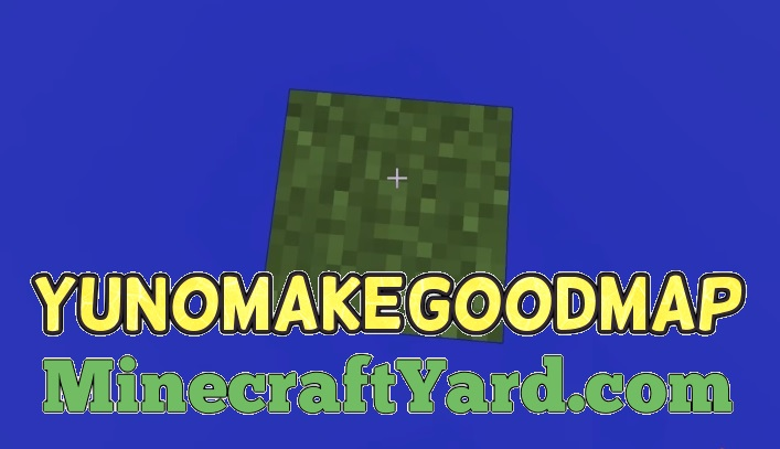 YUNoMakeGoodMap 1.14.3/1.13.2/1.12.2/1.11.2