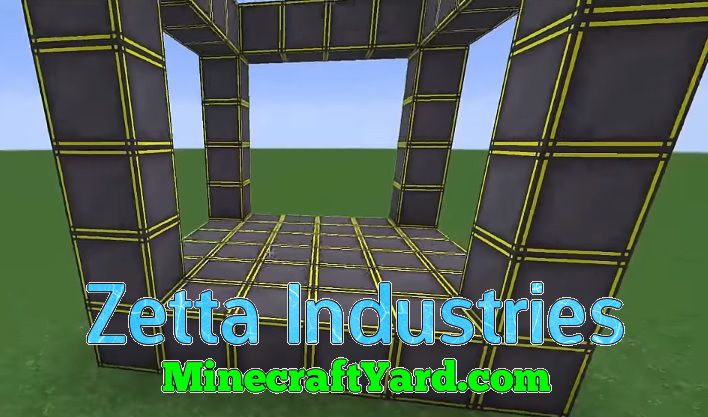 Zetta Industries Mod 1.16.5/1.15.2