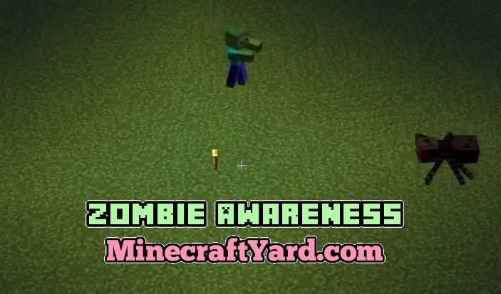 Zombie Awareness 1.16.5/1.15.2