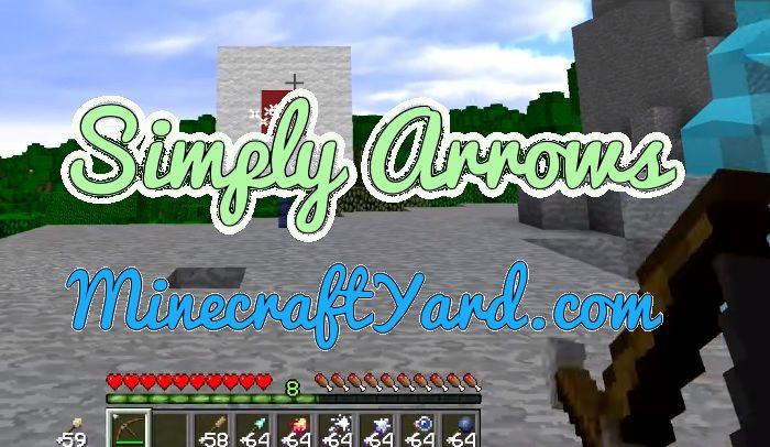 Simply Arrows 1.14.3/1.13.2/1.12.2/1.11.2
