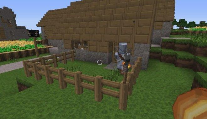 Fence Jumper Mod 1