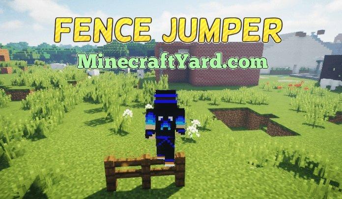 Fence Jumper Mod 1.16.5/1.15.2