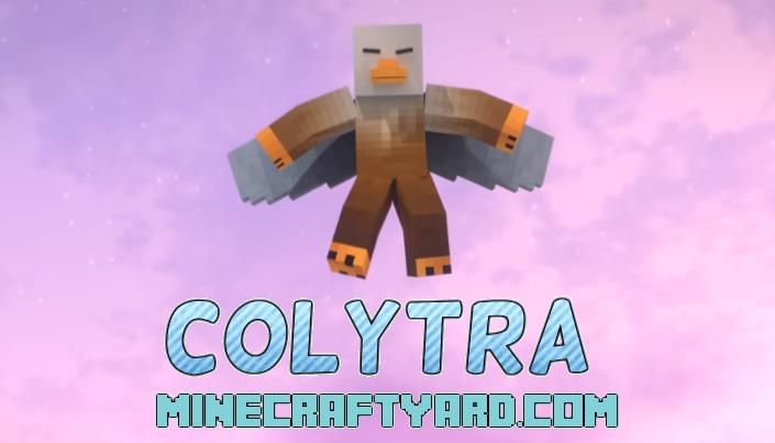 Colytra Mod 1.16.2/1.16.1/1.15.2