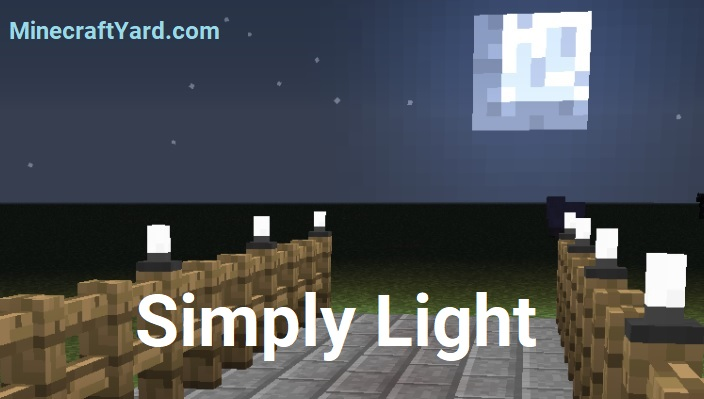 Simply Light Mod 1.15.1/1.14.4/1.13.2