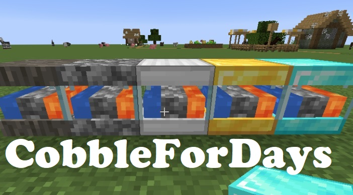 CobbleForDays 1.16.5/1.15.2