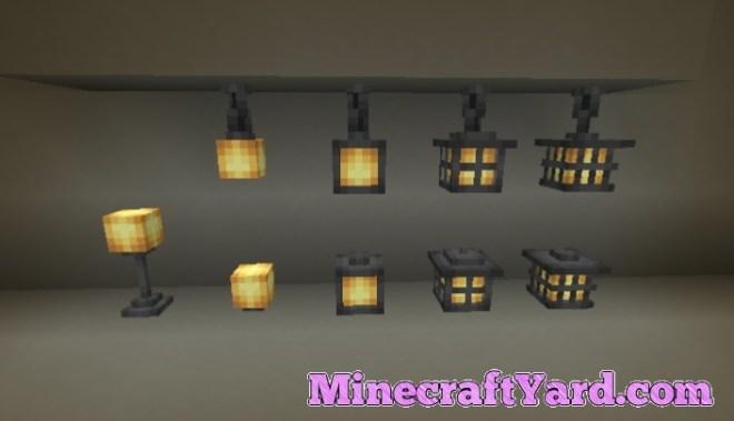 Extended Lights Mod 1