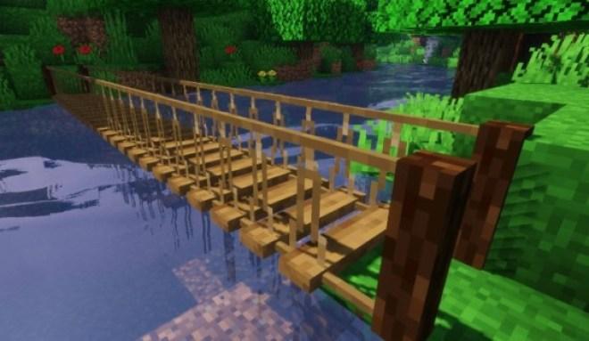 Macaw's Bridges Mod 1