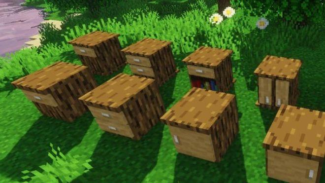 Macaw's Furniture 1
