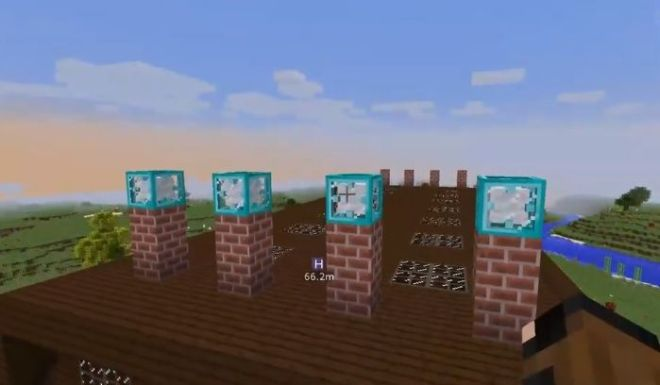 Pollution of Realms Mod diamond filters