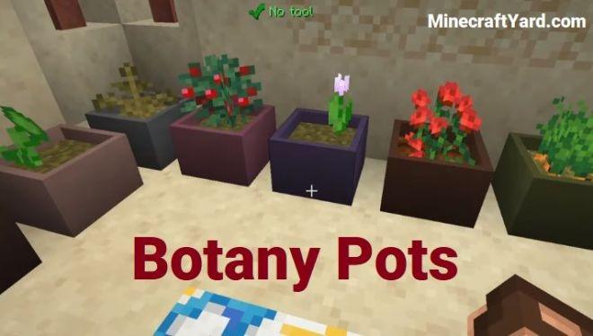 Botany Pots 1.15.2/1.14.4