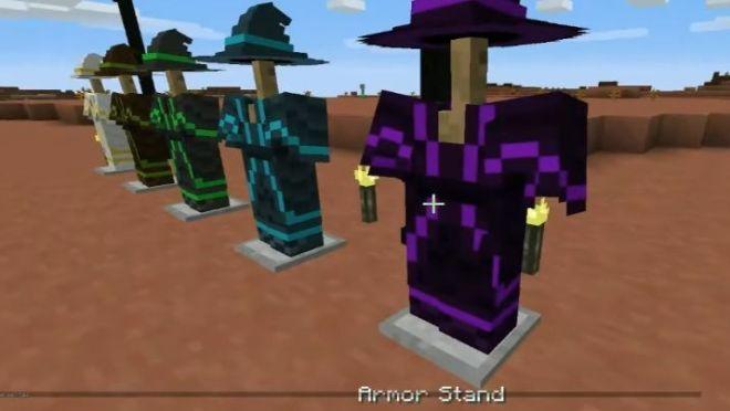 Electroblob's Wizardry Mod armors