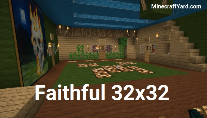 Faithful Resource Pack 1.16.3/1.16.2/1.15.2
