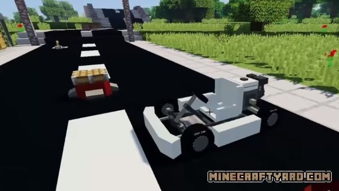 MrCrayfish's Vehicle Mod