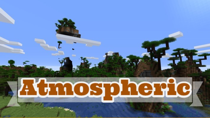 Atmospheric Mod 1.16.5/1.15.2