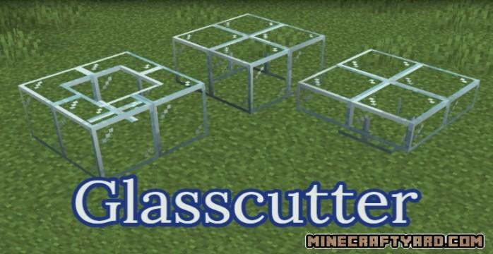 Glasscutter Mod 1.16.5/1.15.2