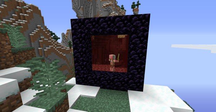 Immersive Portals 1.16.5/1.15.2