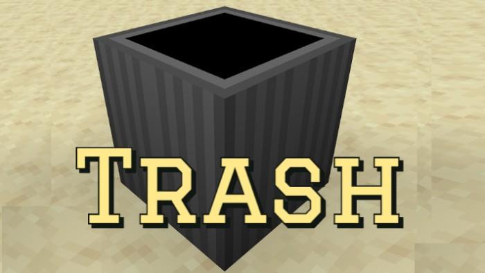 Trash Mod 1.16.5/1.15.2