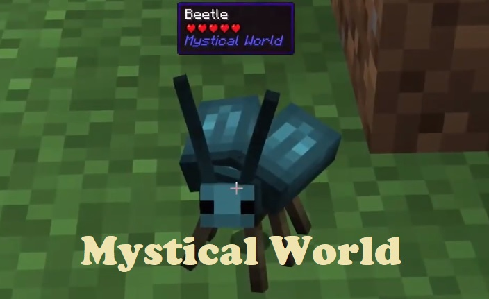 Mystical World 1.16.5/1.15.2