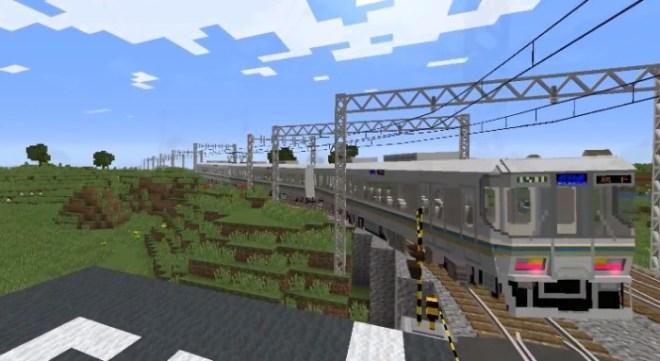 Real Train Mod 3