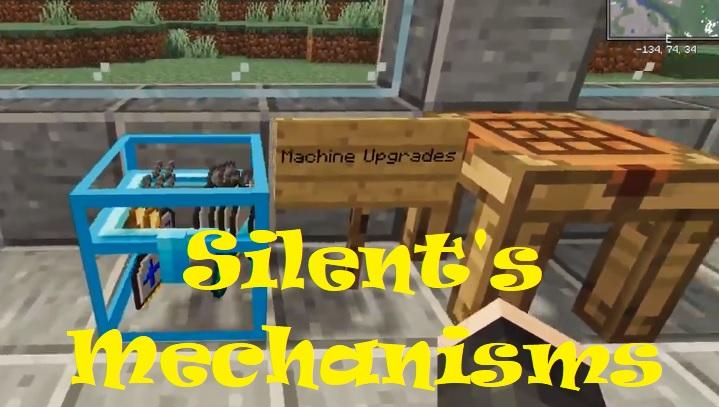 Silent's Mechanisms 1.16.5/1.15.2