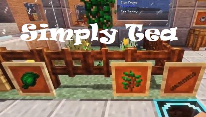 Simply Tea Mod 1.16.5/1.15.2