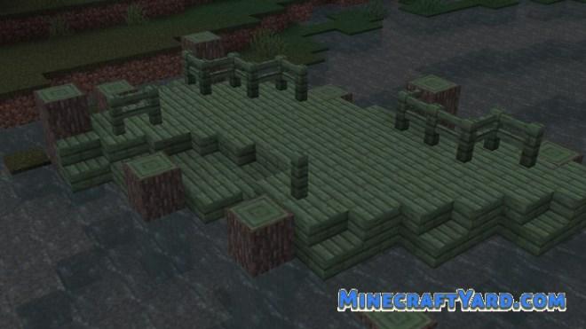 Swamp Expansion Mod 1