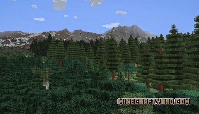 TerraForged Mod 4