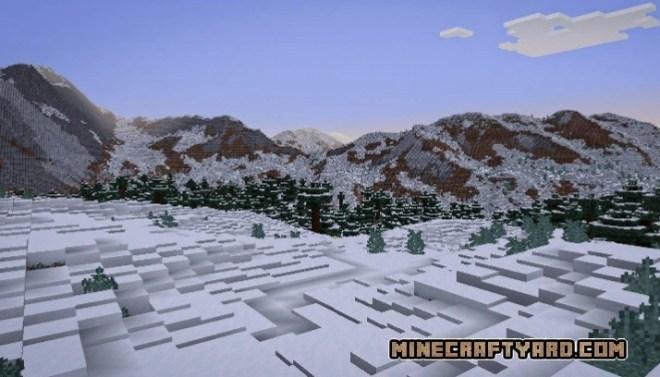 TerraForged Mod 6